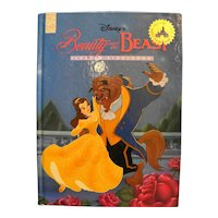 Beauty And The Beast Disney Classic Storybook Hardback Children's Book 1997
