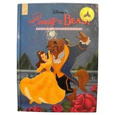 Beauty And The Beast Disney Classic Storybook Hardback Children's Book 1997