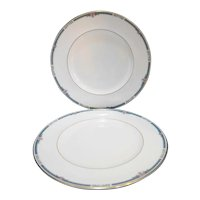Royal Doulton Ashley H 5181 Dinner Plates Pair