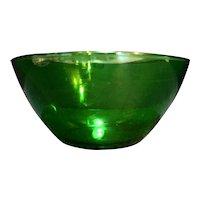 Arcoroc Emerald Green Classique Serving Bowl 9 IN