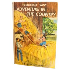 The Bobbsey Twins' Adventure in the Country Hardback