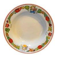 Campbell's Kids Westwood Rimmed Soup Bowl