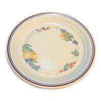 Corelle Abundance Luncheon Plates Pair