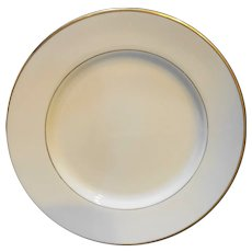Royal Limited Golden Ivory Chop Plate
