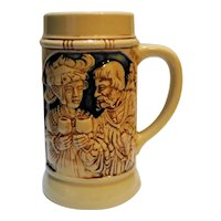 Children's Miniature Stein Kinderkrug Advertising Premium Jo-Mo 1970s