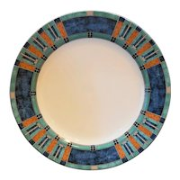 Pfaltzgraff Atmosphere Cityscapes Dinner Plate