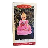 Hallmark Madame Alexander Cinderella Ornament