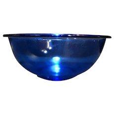 Pyrex Originals Cobalt Blue 325 10 IN 2.5L Mixing Bowl