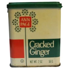 Ann Page Cracked Ginger 2 Oz Tin
