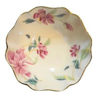 Lenox Barrington Jewelry Dish 4 1/4 IN Scalloped Bowl