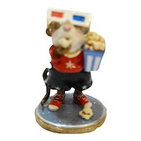 Wee Forest Folk Mousie's Matinee M-288A 4th of July 3D Glasses Ltd WFF