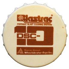 Blastrac Advertising Bottle Cap Opener Plastic