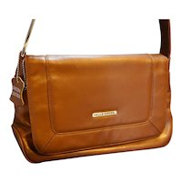 Falls Creek Medium Brown Leather Purse Shoulder Bag