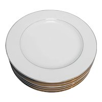 Crown Victoria Lovelace Dinner Plates Set of 6