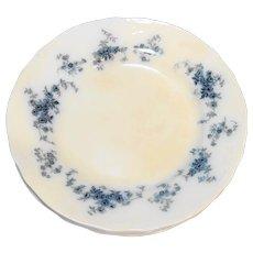Alfred Meakin Erina Flow Blue Salad Plates