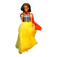 Snow White 1992 Barbie Doll