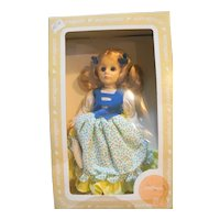 Effanbee Goldilocks 1184 Doll In Box 11""