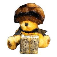 Boyds Bears Ivanna Spendalot 903401 TJ's Best Dressed Collection Born To Shop
