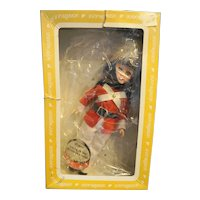 Effanbee Wooden Soldier 1149 Doll In Box 11""
