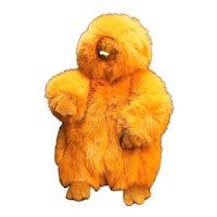 "Gund Kohl's Cares Groundhog Woodchuck Gopher Orange Fur 11"""