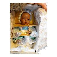 Yolanda's Picture Perfect Babies Danielle African American Black Porcelain