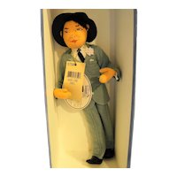 Annalee Museum Collection Rogers Store Couple Man in Box
