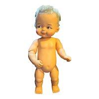 "Flintstones Bam Bam Ideal Toys Hanna Barbera 1960s 16"" Doll Nude"