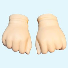 Boots Tyner Sugar Britches Porcelain Doll Hands Parts