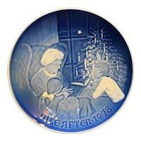 Bing & Grondahl B&G A Christmas Tale 1978 Plate