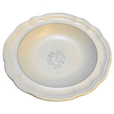 Pfaltzgraff Heirloom Rimmed Soup Bowl