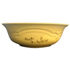 "Pfaltzgraff Heirloom 7"" Vegetable Bowl"
