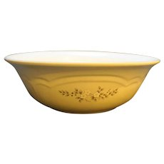 "Pfaltzgraff Heirloom 8"" Vegetable Bowl"