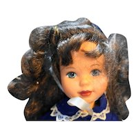 "Marissa My Beautiful Doll Hasbro 1988 17"""