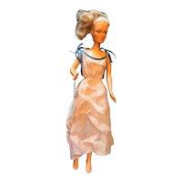"""Candi Mego Corp 18"""" Fashion Doll 1978 Pink Dress"""