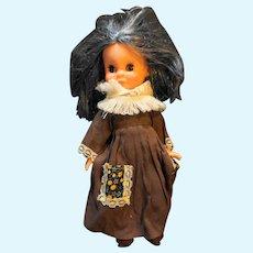 Uneeda Grandma Grannykins Doll Original Clothes
