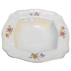 Rosenthal Continental Sanssouci R501 Square Vegetable Bowl