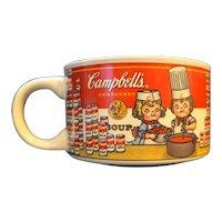 Campbell's Condensed Soup Mug 1997 Westwood
