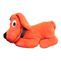 Clifford The Big Red Dog Eden Toys 1987 Plush