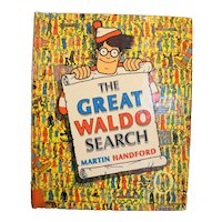 The Great Waldo Search Library Copy