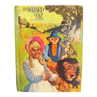 The Wizard of Oz Hardcover Educator Classic Library