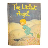 The Littlest Angel Charles Tazewell Hardcover 1976 Library Copy