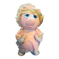 Little Boppers Baby Miss Piggy 1987 Muppets