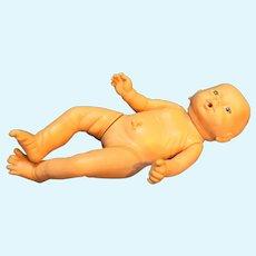 """Reborn Baby Girl Preemie Doll 13"""" Vinyl Silicone No Clothes"""
