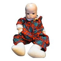 Sugar Britches Boots Tyner Porcelain Head Baby Doll 1986