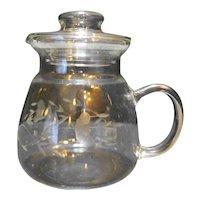 Princess House Heritage Teapot 23 Oz