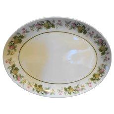 "Mikasa Sumay Eclipse 14"" Oval Platter"