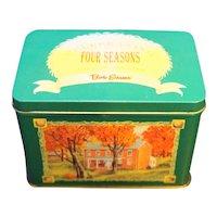Bob Evans Four Seasons Recipe Box