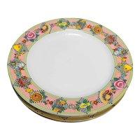 Garden Time Mary Engelbreit Sakura Dinner Plates Set of 4