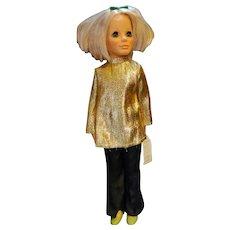 """Ideal Toys Kerry Crissy Family 18"""" Hair Grow Doll 1970 MGH-18-H-172"""