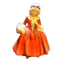 Retired Royal Doulton Lavinia Figurine 1955
